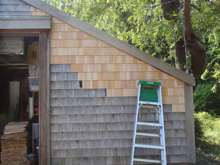 Martha S Vineyard Barn Roof Repair Zbawiony